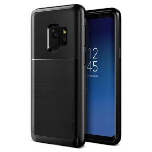 Чехол противоударный VRS Design High Pro Shield для Galaxy S9 Metal Black