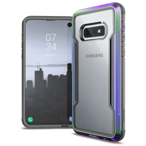 Чехол X-Doria Defense Shield для Samsung Galaxy S10e Iridescent