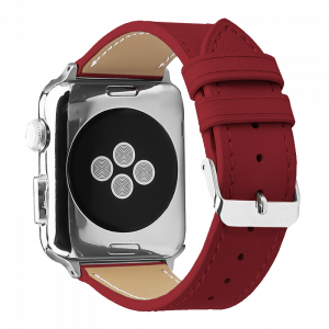 Ремешок Santa Barbara Polo & Racquet Club Brant для Apple Watch 38/40мм Красный
