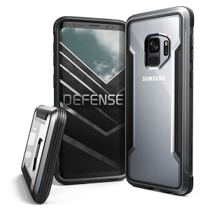 Чехол X-Doria Defense Shield для Galaxy S9 Black