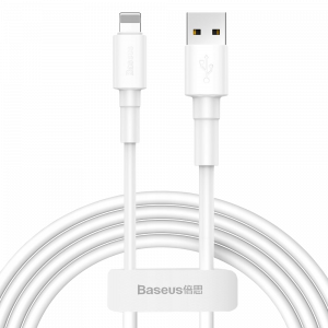 Кабель Baseus Mini Lightning 2.4A 1м Белый
