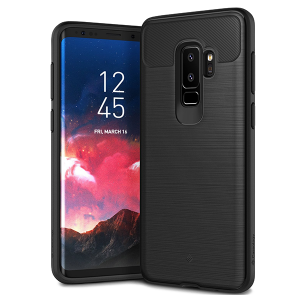Чехол Caseology Vault Series для Galaxy S9 Plus Black
