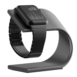 Подставка Nomad Stand для Apple Watch Серая