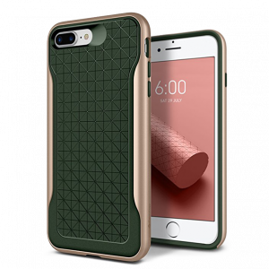 Чехол Caseology Apex для iPhone 7/8 Plus Pine Green