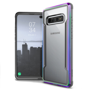 Чехол X-Doria Defense Shield для Samsung Galaxy S10 Iridescent