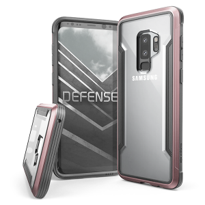 Чехол X-Doria Defense Shield для Galaxy S9 Plus Rose Gold