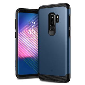 Чехол Caseology Legion Series для Galaxy S9 Plus Midnight Blue