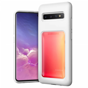 Чехол VRS Design Damda High Pro Shield для Galaxy S10 PLUS Yellow Peach